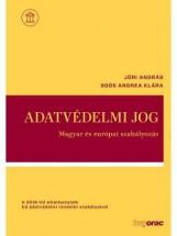 ADATVÉDELMI JOG - MAGYAR ÉS EURÓPAI SZABÁLYOZÁS - Ekönyv - JÓRI ANDRÁS; SOÓS ANDREA KLÁRA