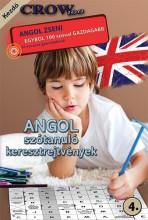 CROW 100 - KEZDŐ 4. - ANGOL SZÓTANULÓ KERESZTREJTVÉNYEK - Ekönyv - STRUCC KÖNYKIADÓ KFT.