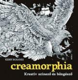 CREAMORPHIA - KREATÍV SZÍNEZŐ ÉS BÖNGÉSZŐ - Ekönyv - ROSANES, KERBY