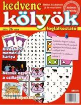 KEDVENC KÖLYÖK FOGLALKOZTATÓ 26. (2016) - Ekönyv - CSOSCH BT.