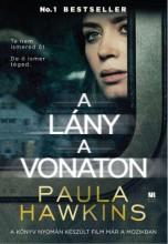 A LÁNY A VONATON - FILMES BORÍTÓVAL - Ekönyv - HAWKINS, PAULA