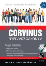 NAGY CORVINUS NYELVVIZSGAKÖNYV - ANGOL FELSŐFOK + CD - Ekönyv - LX-0055-1ERDEI JÓZSEF, HARTAI GABRIELLA,