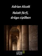 Halott férfi, drága cipőben - Ekönyv - Adrian Alcott