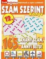 ZSEBREJTVÉNY SZÁM SZERINT KÖNYV 12. - Ekönyv - CSOSCH BT.