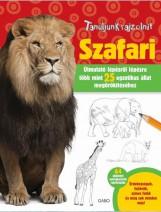 SZAFARI - TANULJUNK RAJZOLNI! - Ekönyv - GABO / TALENTUM