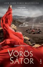 A VÖRÖS SÁTOR - Ekönyv - DIAMANT, ANITA