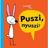 PUSZI, NYUSZI! - Ekönyv - KÁRPÁTI TIBOR