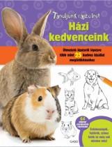 HÁZI KEDVENCEINK - TANULJUNK RAJZOLNI! - Ekönyv - GABO / TALENTUM