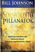 SORSFORDÍTÓ PILLANATOK - Ekönyv - JOHNSON, BILL