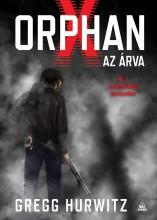 ORPHAN X - AZ ÁRVA - Ekönyv - HURWITZ, GREGG