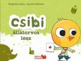 CSIBI ÁLLATORVOS LESZ - Ekönyv - LEDUC, BENJAMIN-RICHARD, LAURENT