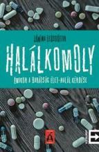 HALÁLKOMOLY - Ekönyv - LEÓSDÓTTIR, JÓNÍNA