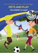 PETS AND PLAY - GYEREKJÁTÉK AZ ANGOL - DVD-VEL - Ekönyv - CENTRAL MÉDIACSOPORT (SANOMA)