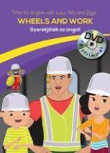 WHEELS AND WORK - GYEREKJÁTÉK AZ ANGOL! - DVD-VEL - Ekönyv - CENTRAL MÉDIACSOPORT (SANOMA)