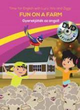 FUN ON A FARM - GYEREKJÁTÉK AZ ANGOL! - DVD-VEL - Ekönyv - CENTRAL MÉDIACSOPORT (SANOMA)