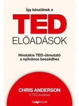 ÍGY KÉSZÜLNEK A TED-ELŐADÁSOK - Ekönyv - ANDERSON, CHRIS