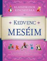 KEDVENC MESÉIM - KLASSZIKUSOK KINCSESTÁRA - Ekönyv - ALEXANDRA KIADÓ