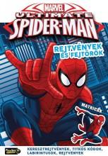 ULTIMATE SPIDER-MAN - REJTVÉNYEK ÉS FEJTÖRŐK MATRICÁKKAL 24 - Ekönyv - -