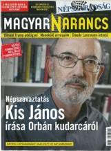 MAGYAR NARANCS FOLYÓIRAT - XXVIII. ÉVF. 41. SZÁM, 2016. OKTÓBER 13. - Ekönyv - MAGYARNARANCS.HU LAPKIADÓ KFT