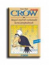 CROW FOOD - ANGOL NYELVŰ SZÓTANULÓ KERESZTREJTVÉNYEK SZÓSZEDETTEL - - Ekönyv - STRUCC KIADÓ