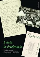 LEÍRÁS ÉS ÉRTELMEZÉS - ÚJHOLDAS SZERZŐK A HAGYOMÁNNYÁ VÁLÁS KÖZBEN - Ekönyv - RÁCIÓ KIADÓ