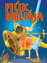 FIÚK BIBLIÁJA - Ekönyv - DAVIES, RHONA
