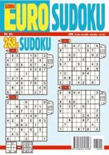 EURO SUDOKU 2016/5 - Ekönyv - CSOSCH BT.