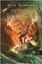 PERCY JACKSON ÉS AZ OLIMPOSZIAK II. - KÖTÖTT - Ekönyv - RIORDAN, RICK