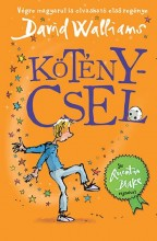 KÖTÉNYCSEL - Ekönyv - WALLIAMS, DAVID
