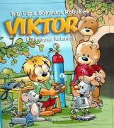 BÍP-BÍP A BOLONDOS ROBOT ÉS VIKTOR KÜLÖNLEGES KALANDJAI - Ekönyv - PRO JUNIOR
