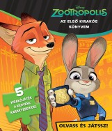 ZOOTROPOLIS - SZIVACSOS KIRAKÓS KÖNYV (DISNEY) - Ekönyv - KOLIBRI GYEREKKÖNYVKIADÓ KFT.