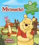 MICIMACKÓ - SZIVACSOS KIRAKÓS KÖNYV (DISNEY) - Ekönyv - KOLIBRI GYEREKKÖNYVKIADÓ KFT.