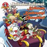 KELLEMES KARÁCSONYI ÜNNEPEKET! - BOLONDOS DALLAMOK - Ekönyv - JCS MÉDIA KFT