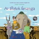 AZ ÁLLATOK FARSANGJA - CD MELLÉKLETTEL! - Ebook - FODOR VERONIKA