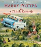 HARRY POTTER ÉS A TITKOK KAMRÁJA - ILLUSZTRÁLT VÁLTOZAT - Ekönyv - ROWLING, J.K.