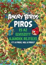 ANGRY BIRDS - PIROS ÉS AZ ELVESZETT AJÁNDÉK REJTÉLYE - Ekönyv - JCS MÉDIA KFT