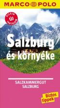 SALZBURG ÉS KÖRNYÉKE - MARCO POLO (ÚJ DIZÁJN, ÚJ TARTALOM) - Ekönyv - CORVINA KIADÓ