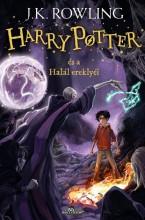 HARRY POTTER ÉS A HALÁL EREKLYÉI - ÚJ! FŰZÖTT - Ekönyv - ROWLING, J.K.