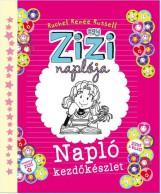 EGY ZIZI NAPLÓJA - NAPLÓ KEZDŐKÉSZLET - Ekönyv - RUSSELL, RACHEL RENÉE