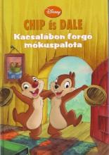 CHIP ÉS DALE - KACSALÁBON FORGÓ MÓKUSPALOTA - Ekönyv - MAKAY LÁSZLÓ, MAKAYNÉ FORGÁCS MELINDA