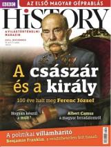 BBC HISTORY VI. ÉVF. - 2016/11. - Ekönyv - .