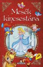 MESÉK KINCSESTÁRA - Ekönyv - NAPRAFORGÓ KÖNYVKIADÓ