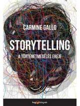STORYTELLING - A TÖRTÉNETMESÉLÉS EREJE - Ekönyv - GALLO, CARMINE