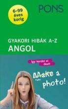 GYAKORI HIBÁK A-Z - ANGOL (PONS) - Ekönyv - KLETT KIADÓ