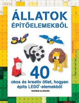 ÁLLATOK ÉPÍTŐELEMEKBŐL - Ekönyv - NAPRAFORGÓ KÖNYVKIADÓ