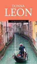 HA NINCS KEGYELEM - Ekönyv - LEON, DONNA