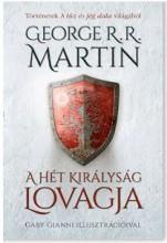 A HÉT KIRÁLYSÁG LOVAGJA - ÚJ BORÍTÓ! - Ebook - MARTIN, GEORGE R.R.