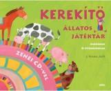 KEREKÍTŐ - ÁLLATOS JÁTÉKTÁR - CD MELLÉKLETTEL - Ekönyv - J. KOVÁCS JUDIT