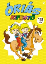 ÓRIÁS KIFESTŐ 2. - Ekönyv - TKK