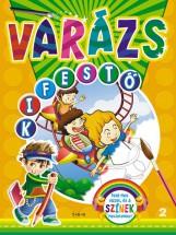 VARÁZS KIFESTŐ 2. - JÁTSZÓTÉR - Ekönyv - TKK